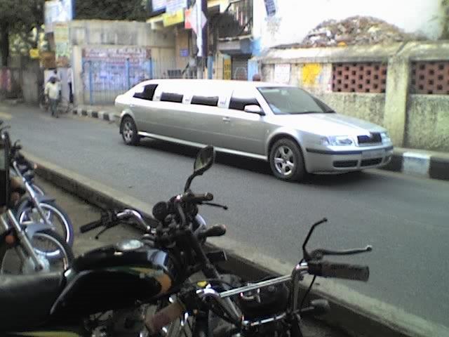 octavia limousine