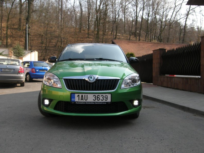 Fabia RS2