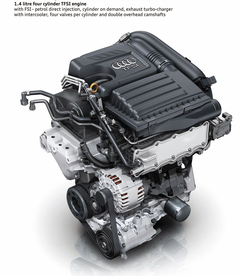motor 1.4 TFSI