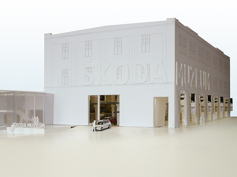 budova skoda museum