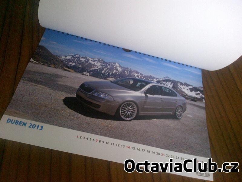 kalendar octavia club