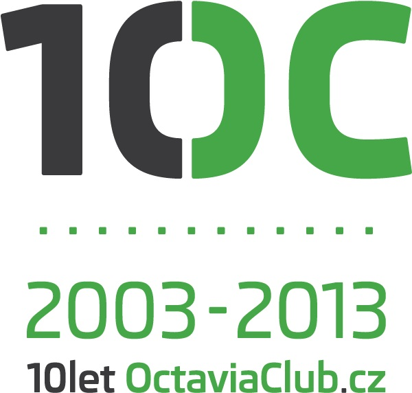 logo 10 let octavia club