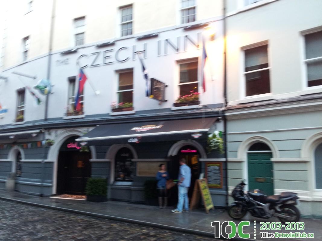 octavia club reportaz irsko