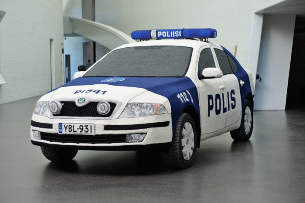 octavia 2 policie finsko tkana