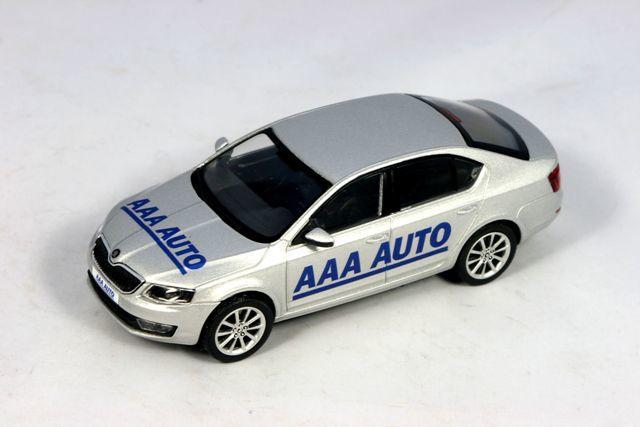 model octavia aaa auto