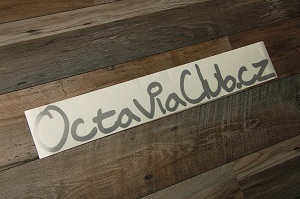 velke nalepky octaviaclub 2014