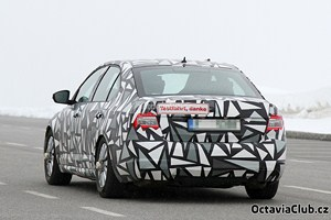 octavia 3 facelift 2015 spy photos