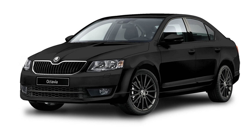 skoda octavia liftback black edition
