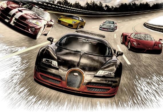 nova online hra racemania