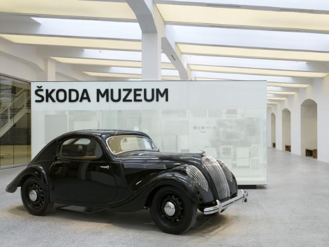 skoda muzeum mlada boleslav