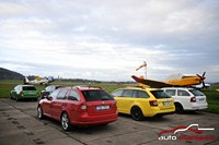 srovnavaci test 3 generaci Skoda Octavia RS