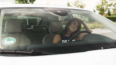 skoda joga za volantem