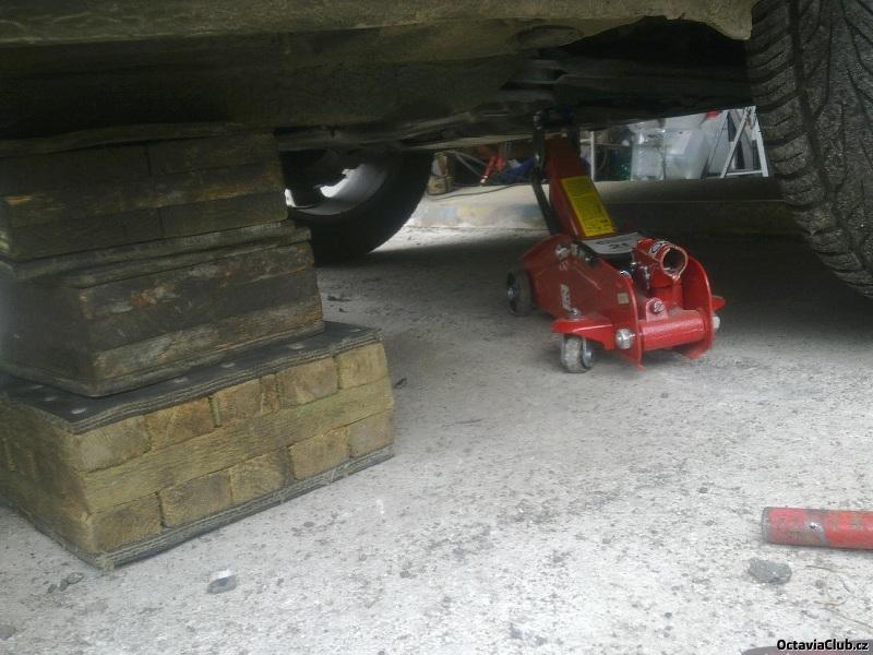 navod guma stabilizatoru 1.9 tdi