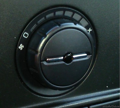 Dodatečná montáž klimatizace do octavie