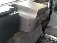 octavia 2 combi kufr led