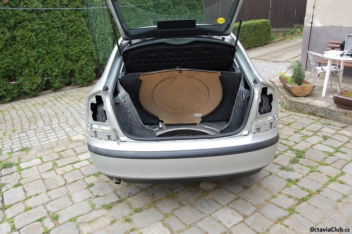 Navod Montaz Tazneho Zarizeni Octavia 2 Liftback Navody