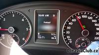 palubni pristroje VW