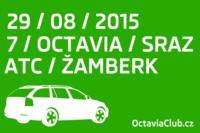 octavia sraz 2015