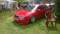 octavia 1 rs red