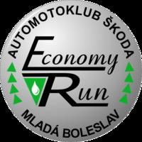 logo skoda economy run
