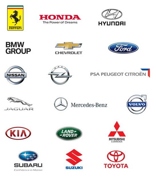 Automobilky podporující CarPlay