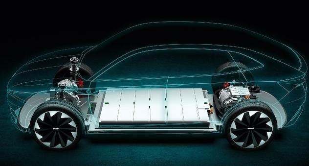 Schema elektromobilovych baterii