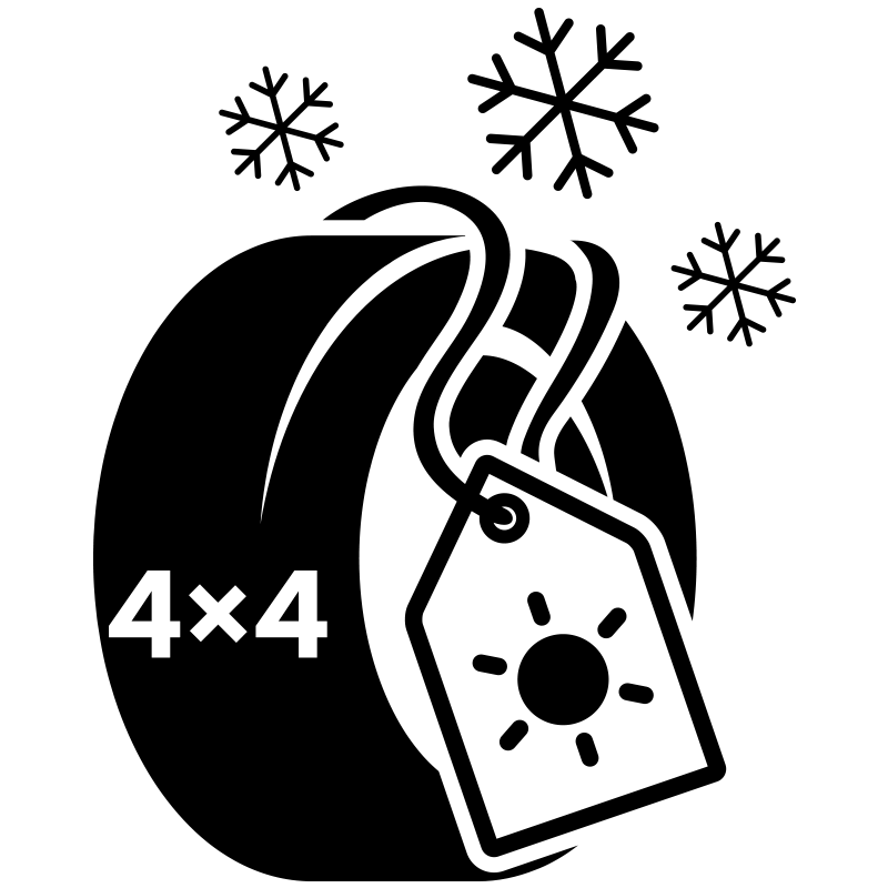 ikona pneumatiky octavia 4x4