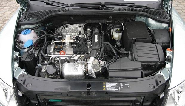 Škoda Octavia 2 1.2 TSI