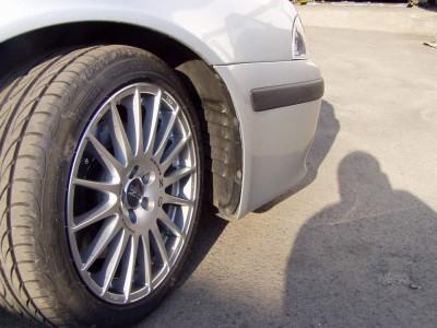 Návod výroba lepšího chlazení intercooler Škoda Auto 1