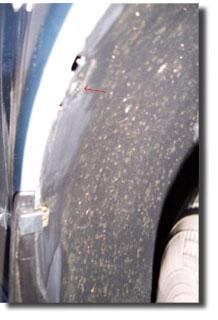 Výměna bočního blinkru návod Škoda Octavia