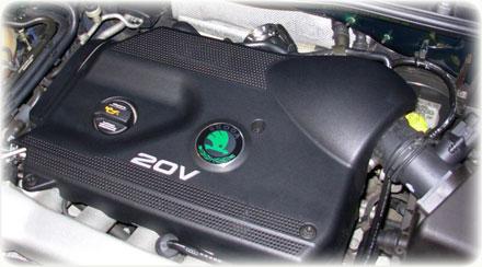 Výměna převodového oleje Škoda Octavia 1
