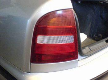 Výmněna zadních světel Škoda Octavia po faceliftu návod