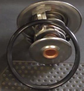Výměna termostatu Škoda Octavia