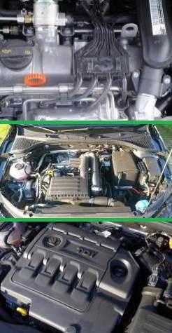 Škoda Octavia nejlepší motory recenze