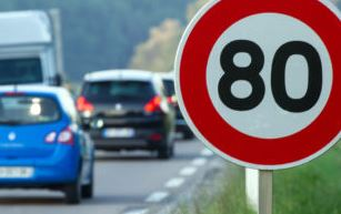 Minimální povolená rychlost na dálnici