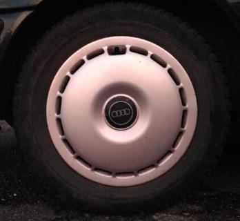 Kolo na auto úsporná jízda