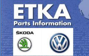 ETKA VW Škoda online