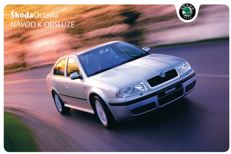 Návod k obluze Škoda Octavia 1