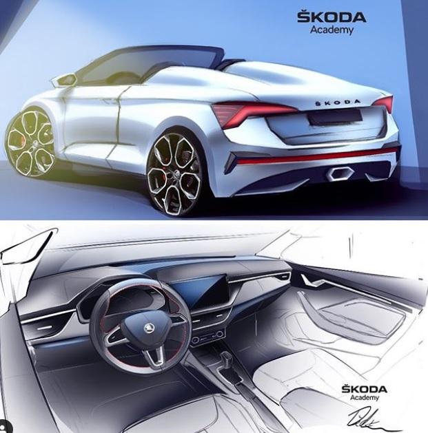 Škoda Scala Spider