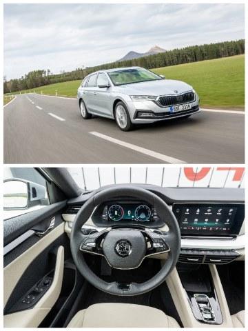 Nová Škoda Octavia 4 novinky a technické parametry