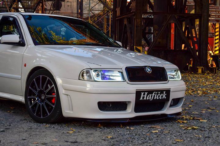 Škoda Octavia 1 2000 1.9 TDI bílá