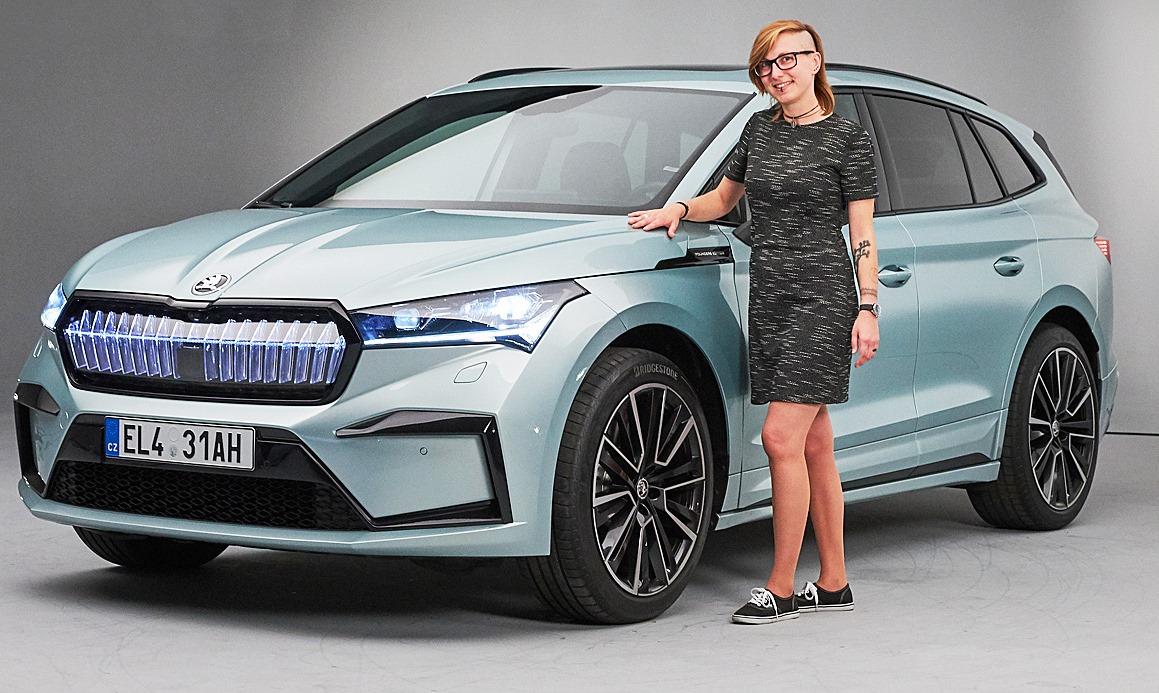 Škoda Enyaq iV zahájila výrobu Mladá Boleslav